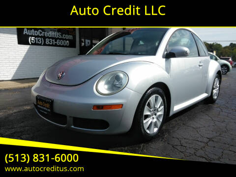 2008 Volkswagen New Beetle for sale at Auto Credit LLC in Milford OH