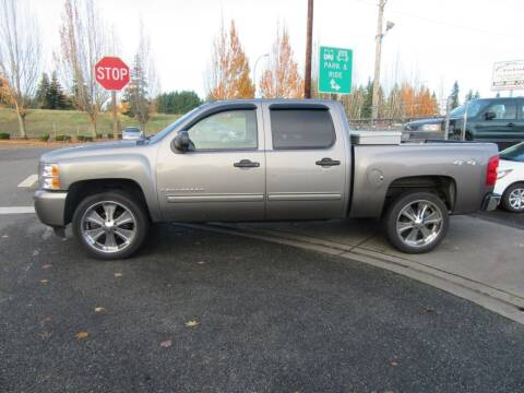 2009 Chevrolet Silverado 1500 for sale at Car Link Auto Sales LLC in Marysville WA