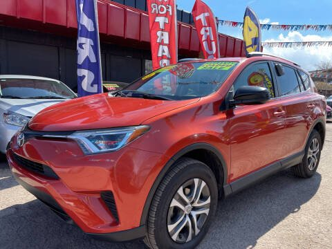 2016 Toyota RAV4 for sale at Duke City Auto LLC in Gallup NM