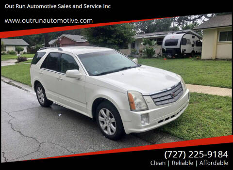 2006 Cadillac SRX for sale at Out Run Automotive Sales and Service Inc in Tampa FL