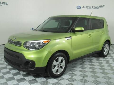 2017 Kia Soul for sale at Curry's Cars Powered by Autohouse - Auto House Tempe in Tempe AZ