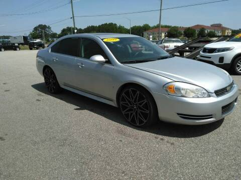 2009 Chevrolet Impala for sale at Kelly & Kelly Supermarket of Cars in Fayetteville NC