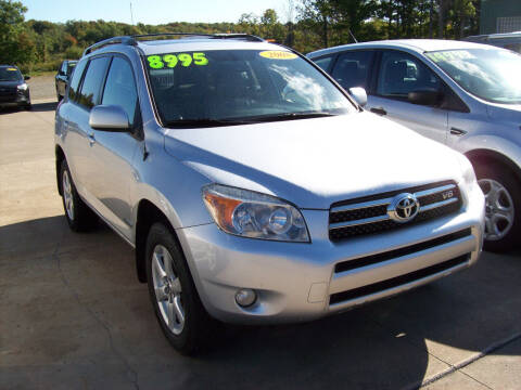 2008 Toyota RAV4 for sale at Summit Auto Inc in Waterford PA