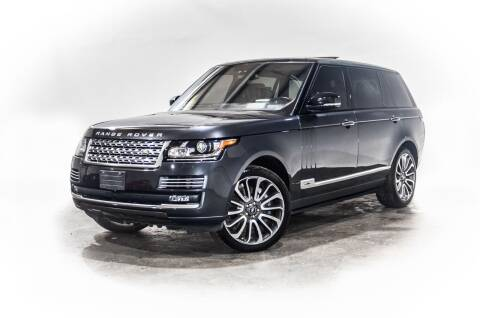 2016 Land Rover Range Rover for sale at CarXoom in Marietta GA