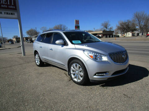 2017 Buick Enclave for sale at Padgett Auto Sales in Aberdeen SD