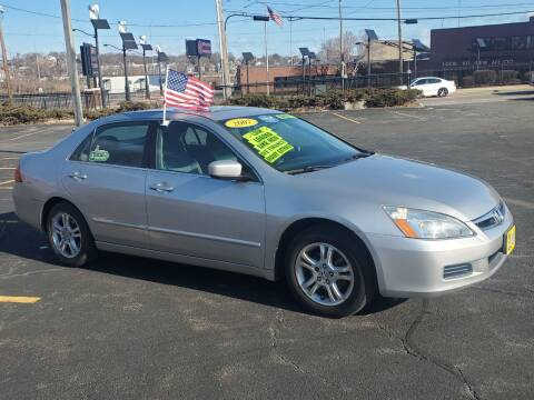 2007 Honda Accord for sale at Fields Corner Auto Sales in Dorchester MA