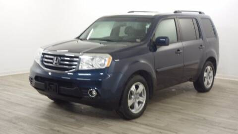 2012 Honda Pilot for sale at TRAVERS GMT AUTO SALES - Traver GMT Auto Sales West in O Fallon MO