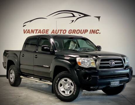 2009 Toyota Tacoma for sale at Vantage Auto Group Inc in Fresno CA