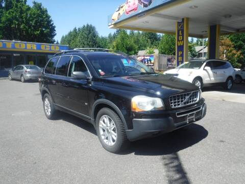 2005 Volvo XC90 for sale at Brooks Motor Company, Inc in Milwaukie OR
