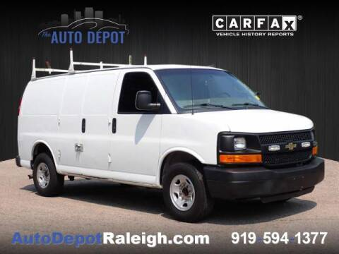 2016 Chevrolet Express Cargo for sale at The Auto Depot in Raleigh NC