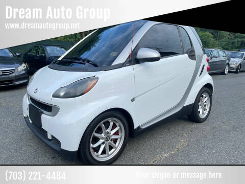 2009 Smart fortwo for sale at Dream Auto Group in Dumfries VA