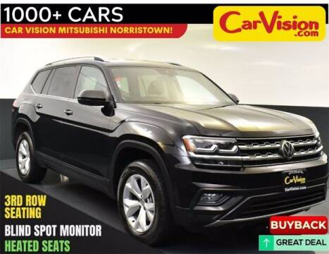 2018 Volkswagen Atlas for sale at Car Vision Buying Center in Norristown PA