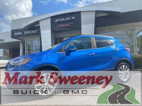 2017 Buick Encore for sale at Mark Sweeney Buick GMC in Cincinnati OH