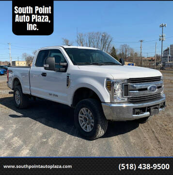 2018 Ford F-250 Super Duty for sale at South Point Auto Plaza, Inc. in Albany NY