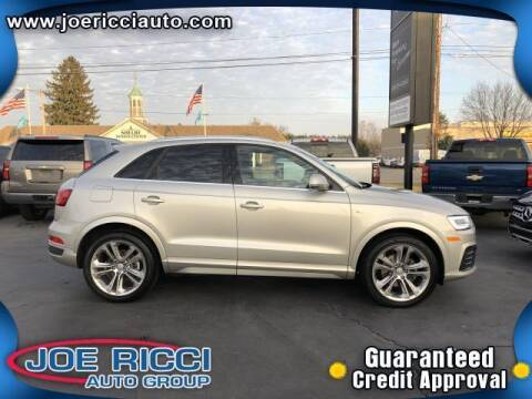 2016 Audi Q3 for sale at Mr Intellectual Cars in Shelby Township MI