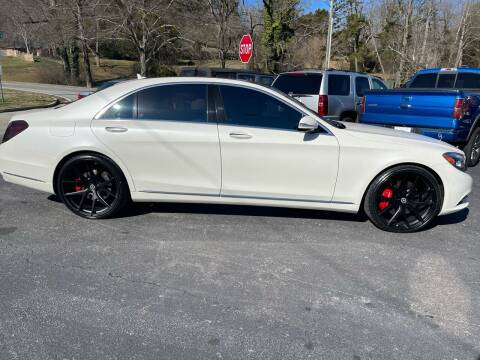 2016 Mercedes-Benz S-Class for sale at Luxury Auto Innovations in Flowery Branch GA