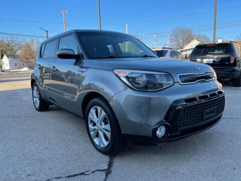2016 Kia Soul for sale at Auto Gallery LLC in Burlington WI
