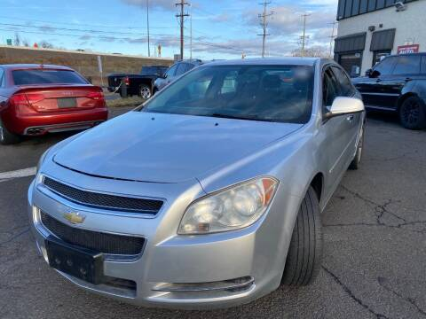 2012 Chevrolet Malibu for sale at Luxury Unlimited Auto Sales Inc. in Trevose PA