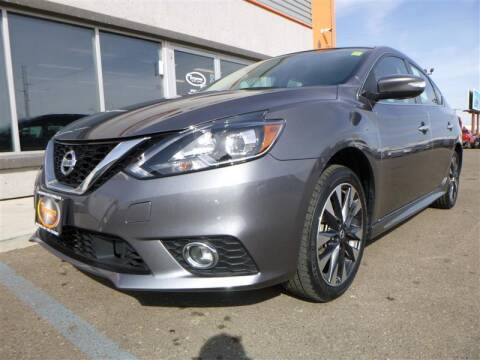 2019 Nissan Sentra for sale at Torgerson Auto Center in Bismarck ND
