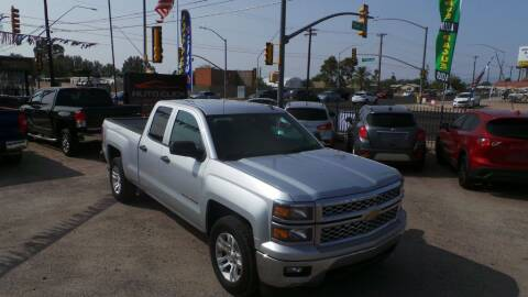2014 Chevrolet Silverado 1500 for sale at Auto Click in Tucson AZ