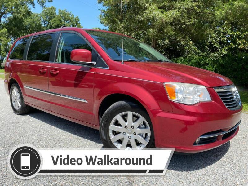 2014 Chrysler Town and Country for sale at Byron Thomas Auto Sales, Inc. in Scotland Neck NC