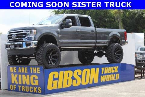 2020 Ford F-350 Super Duty for sale at Gibson Truck World in Sanford FL