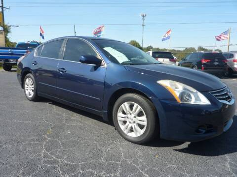 2011 Nissan Altima for sale at Roswell Auto Imports in Austell GA