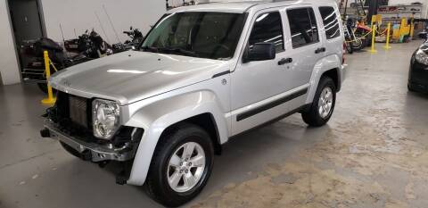 2012 Jeep Liberty for sale at Adams Enterprises in Knightstown IN