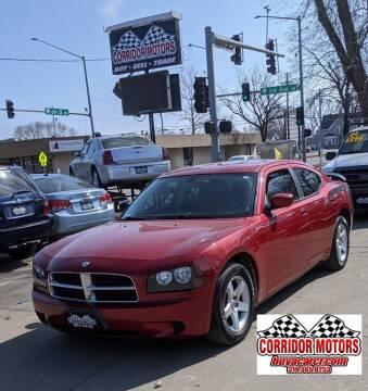 2010 Dodge Charger for sale at Corridor Motors in Cedar Rapids IA