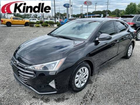 2019 Hyundai Elantra for sale at Kindle Auto Plaza in Cape May Court House NJ