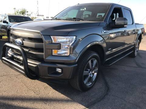 2017 Ford F-150 for sale at Town and Country Motors in Mesa AZ
