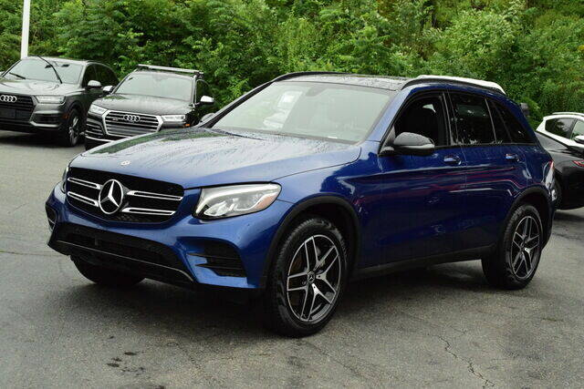 2019 Mercedes-Benz GLC for sale at Automall Collection in Peabody MA