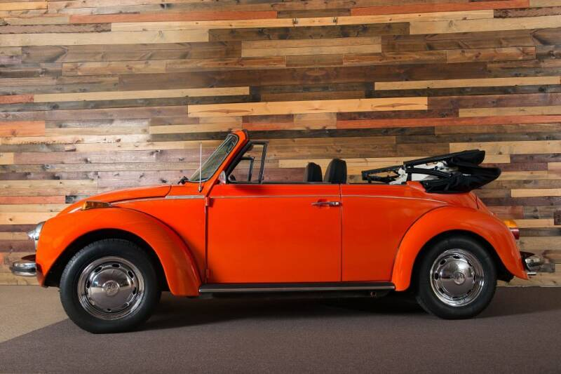1973 Volkswagen Beetle for sale at AutoSmart in Oswego IL