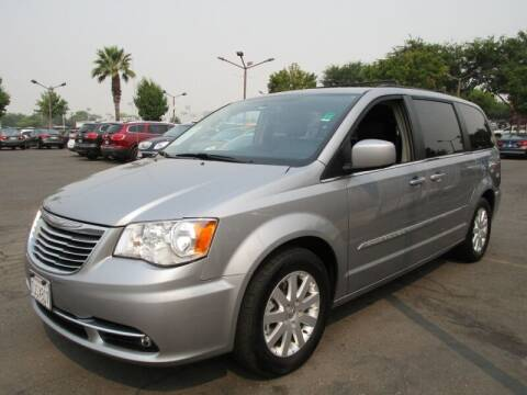 2015 Chrysler Town and Country for sale at Salem Auto Sales in Sacramento CA