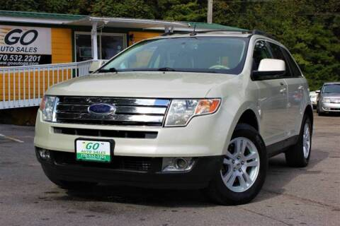 2007 Ford Edge for sale at Go Auto Sales in Gainesville GA