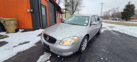 2008 Buick Lucerne for sale at Steve's Auto Sales in Madison WI