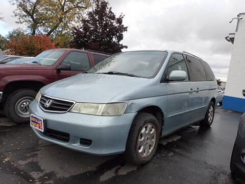 2004 Honda Odyssey for sale at Tommy's 9th Street Auto Sales in Walla Walla WA