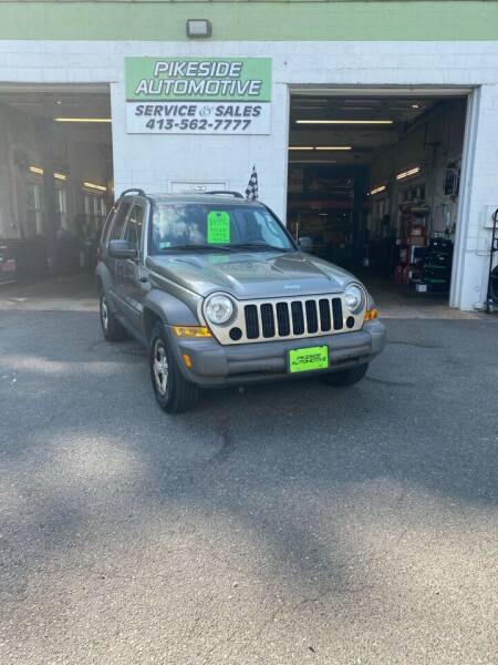 2007 Jeep Cherokee for sale at Pikeside Automotive in Westfield MA