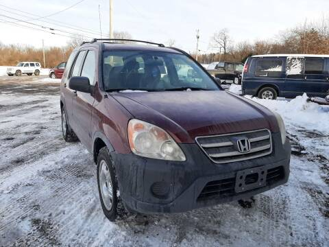 2005 Honda CR-V for sale at John - Glenn Auto Sales INC in Plain City OH