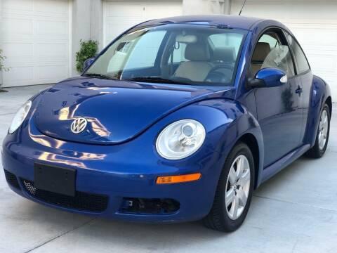 2007 Volkswagen New Beetle for sale at JENIN MOTORS in Hayward CA