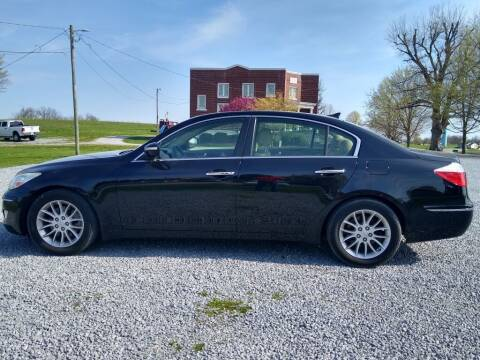 2011 Hyundai Genesis for sale at Dealz on Wheelz in Ewing KY