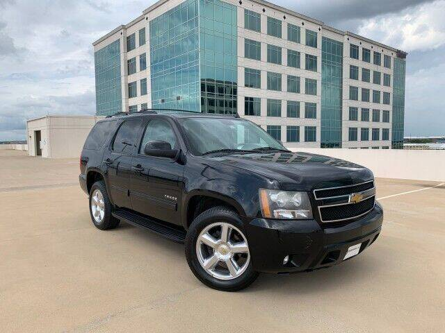 2012 Chevrolet Tahoe for sale at SIGNATURE Sales & Consignment in Austin TX
