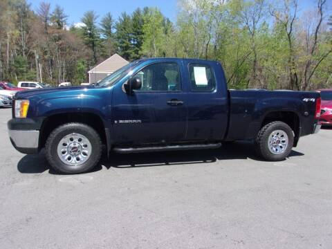 2007 GMC Sierra 1500 for sale at Mark's Discount Truck & Auto Sales in Londonderry NH