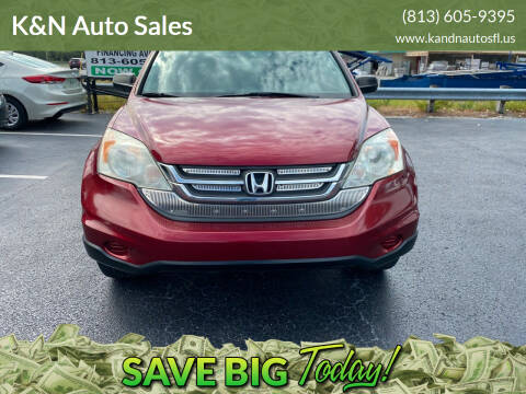 2011 Honda CR-V for sale at K&N Auto Sales in Tampa FL