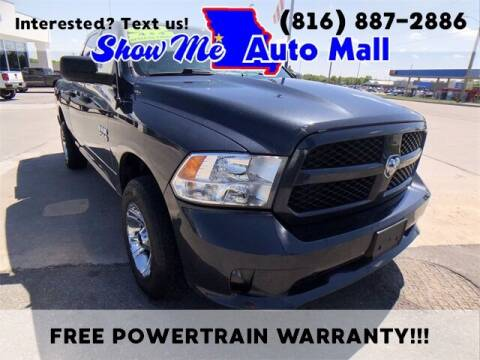 2016 RAM Ram Pickup 1500 for sale at Show Me Auto Mall in Harrisonville MO