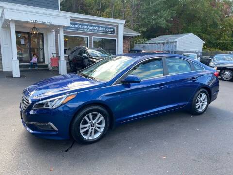 2015 Hyundai Sonata for sale at Ocean State Auto Sales in Johnston RI