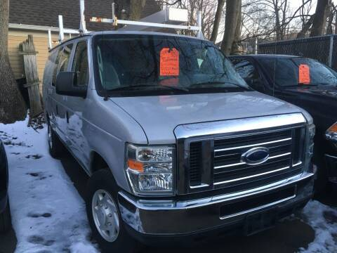 2008 Ford E-Series Cargo for sale at MELILLO MOTORS INC in North Haven CT