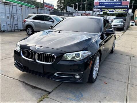 2016 BMW 5 Series for sale at US Auto Network in Staten Island NY