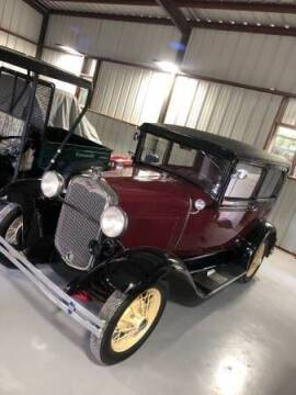 1931 Ford Tudor for sale at Classic Car Deals in Cadillac MI