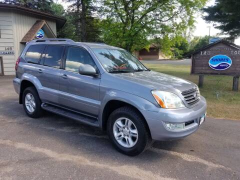 2004 Lexus GX 470 for sale at Shores Auto in Lakeland Shores MN